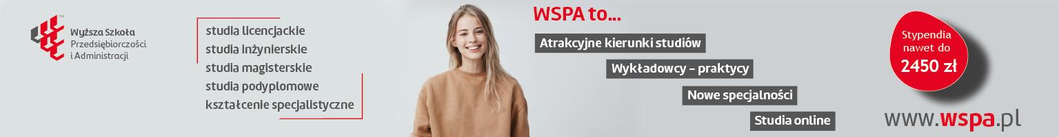 Wyższa Szkoła Przedsiębiorczości i Administracji WSPA