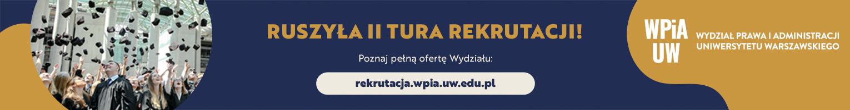 Wydział Prawa i Administracji Uniwersytet Warszawski