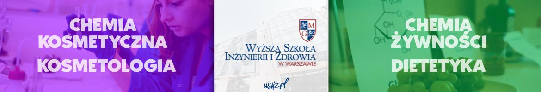 Wyższa Szkoła Inżynierii i Zdrowia Warszawa - Małgorzata Okulanis / Jacek Wałasz