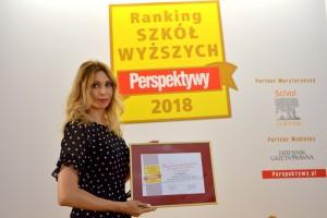 PSW ponownie w gronie najlepszych uczelni w Polsce