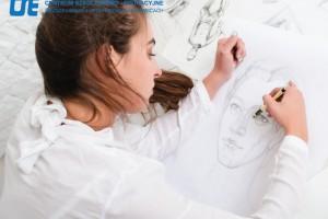 Konkurs oraz kurs z rysunku w Wyższej Szkole Technicznej