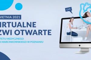 Wirtualne Dni Otwarte na Uniwersytecie Medycznym w Poznaniu