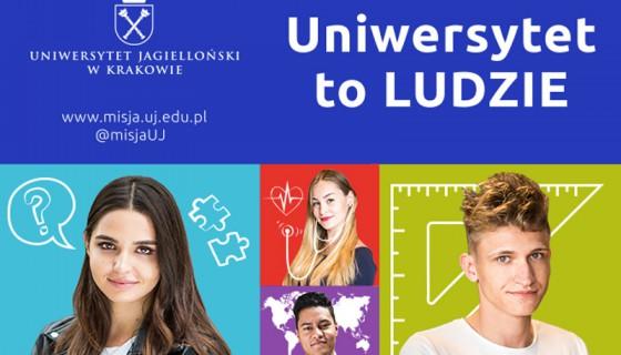 Uniwersytet to LUDZIE. Dołącz do nas!