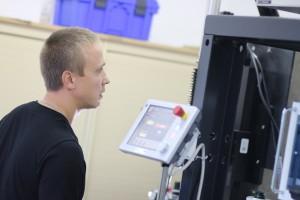 Laserowe centrum na Politechnice Świętokrzyskiej
