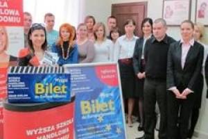 WSH zabiera maturzystów do Parlamentu Europejskiego