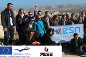 Programu ERASMUS w PWSZ w Pile