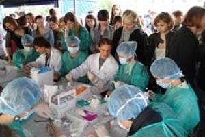 Dzień Otwarty Uniwersyteu Medycznego w Białymstoku