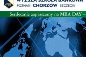 MBA Day w WSB Chorzów