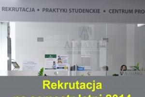 Ruszyła rekrutacja w warszawskiej ALMAMER Szkole Wyższej