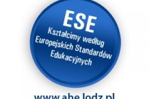 ESE w Akademii Humanistyczno-Ekonomicznej w Łodzi