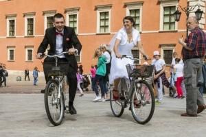 Politechnika Opolska promuje jazdę na rowerze