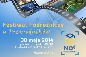UP w Lublinie zaprasza na Festiwal Podróżniczy u Przyrodników