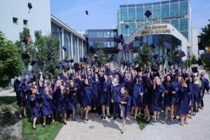 Graduacja 2014 w Wyższej Szkole Prawa i Administracji