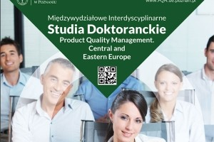 UE Poznań zaprasza na Międzywydziałowe Interdyscyplinarne Studia Doktoranckie