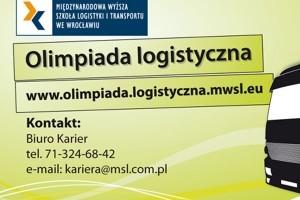 Rusza kolejna edycja Olimpiady Logistycznej MWSLiT we Wrocławiu
