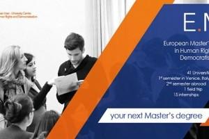 Poznaj E.MA unikalny program magisterski koordynowany przez UAM