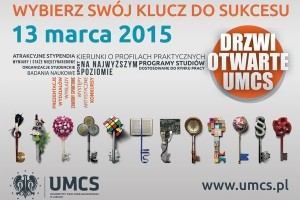 Drzwi Otwarte na UMCS w Lublinie