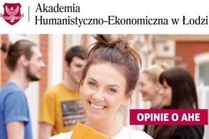 Poznaj opinie o Akademii Humanistyczno - Ekonomicznej