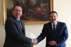 Umowa między PWSTE w Jarosławiu i Muzeum Archeologicznym w Krakowie