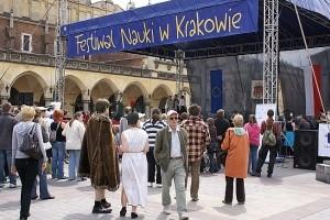 Zapraszamy na XV Festiwal Nauki w Krakowie