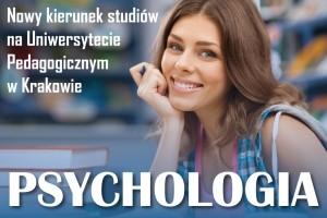 Psychologia na Uniwersytecie Pedagogicznym w Krakowie
