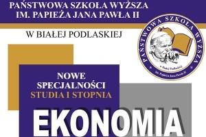 Nowe specjalności na Ekonomii w PSW w Białej Podlaskiej