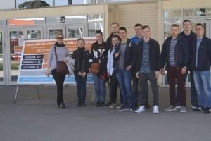 Studenci PSW na Targach CONSTRUMA w Budapeszcie