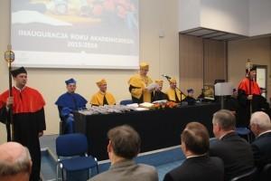 Wyższa Szkoła Logistyki rozpoczęła piętnasty rok akademicki