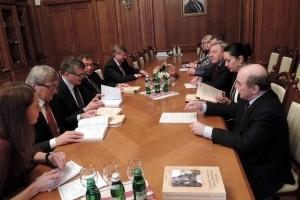 Kijowski Uniwersytet Narodowy partnerem WSPiA