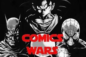 Comics Wars w Bibliotece Uniwersyteckiej UAM