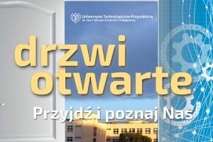 UTP w Bydgoszczy zaprasza na Drzwi Otwarte