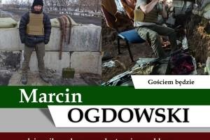 Marcin Ogdowski przyjedzie do Gliwic na zaproszenie WSB