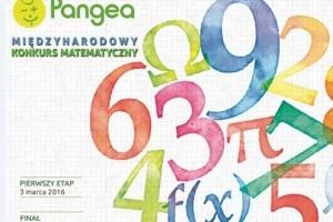 Konkurs matematyczny Pangea w AFiB Vistula