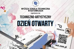 Wyższa Szkoła Techniczna w Katowicach zaprasza na Dni Otwarte