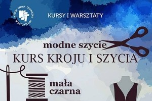 Modne szycie z Wyższą Szkołą Techniczną w Katowicach