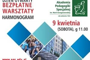 Dzień Otwarty w APS im. M. Grzegorzewskiej w Warszawie