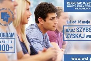 Rekrutacja w Wyższej Szkole Technicznejw Katowicach