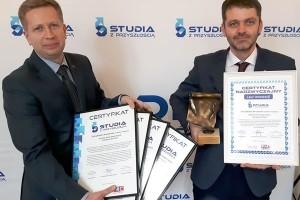Sukcesy CDV w Ogólnopolskim Konkursie Studia z Przyszłością