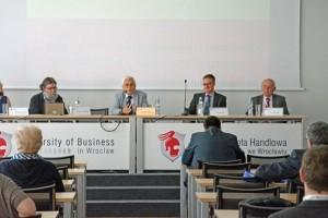 """Międzynarodowa Konferencja """"Rola Turystyki w Gospodarce Regionu"""" w WSH"""