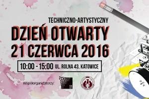 Techniczno-Artystyczny Dzień Otwarty w WST w Katowicach
