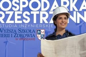 Studiuj gospodarkę przestrzenną w WSIiZ w Warszawie