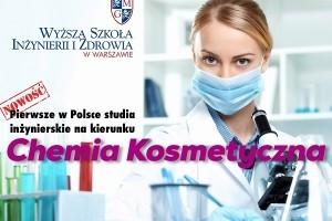 Studia na kierunku Chemia kosmetyczna w WSIiZ