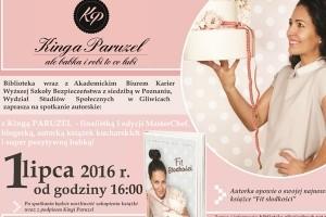Kinga PARUZEL, finalistka MasterChef'a w Gliwicach