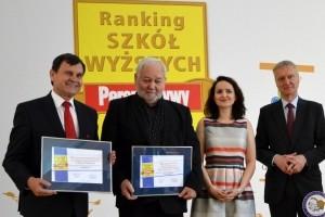 PSW w Białej Podlaskiej najlepszą uczelnią w Polsce wśród PWSZ