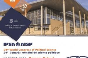 Polityka w świecie nierówności, Światowy Kongres Nauk Politycznych IPSA na UAM w Poznaniu