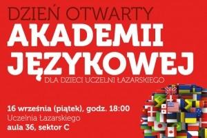 Dzień Otwarty Akademii Językowej dla Dzieci na Łazarskim