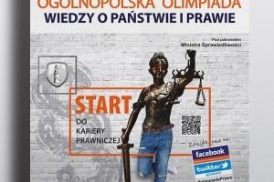 Trwa rekrutacja uczestników Ogólnopolskiej Olimpiady Wiedzy o Państwie i Prawie