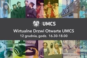 Wirtualne Drzwi Otwarte na UMCS