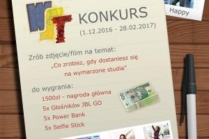 Konkurs WST w Katowicach z atrakcyjnymi nagrodami