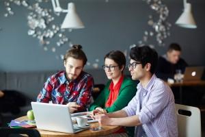 Studenci UAM mają głowy pełne pomysłów - u nas mogą realizować własne projekty